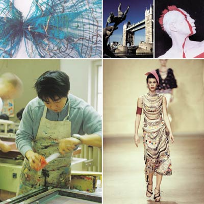 University of the Arts London, Europe's leader in art and design.